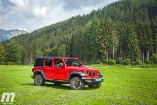 Fotos Presentación Jeep Wrangler 2018 - Miniatura 73