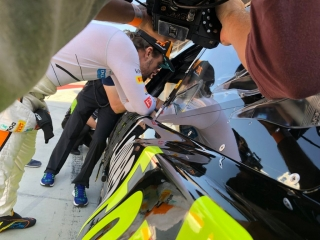Fotos Fernando Alonso y Jimmie Johnson NASCAR vs F1 - Miniatura 2