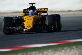 Fotos Jolyon Palmer F1 2017 Foto 3