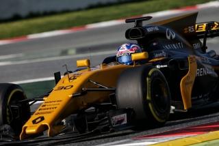 Foto 4 - Fotos Jolyon Palmer F1 2017