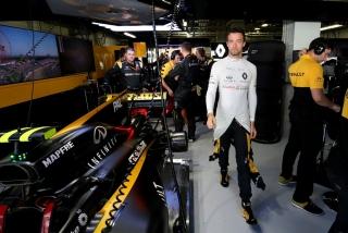 Fotos Jolyon Palmer F1 2017 Foto 40