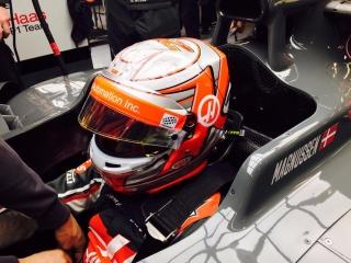 Foto 1 - Fotos Kevin Magnussen F1 2017
