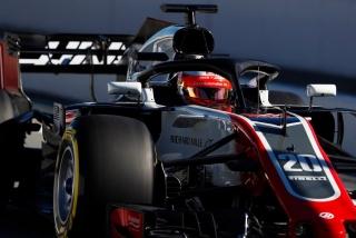 Fotos Kevin Magnussen F1 2018 Foto 6