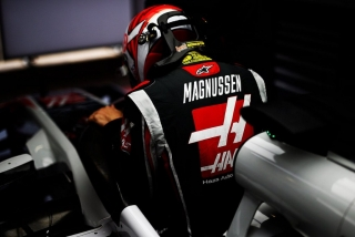 Fotos Kevin Magnussen F1 2018