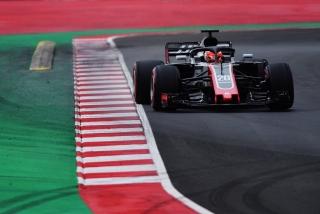 Fotos Kevin Magnussen F1 2018 Foto 10