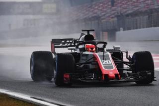 Fotos Kevin Magnussen F1 2018 Foto 13