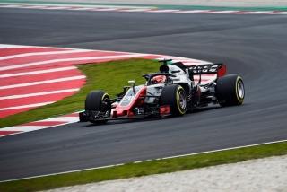 Fotos Kevin Magnussen F1 2018 Foto 16
