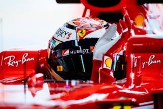 Foto 1 - Fotos Kimi Räikkönen F1 2017