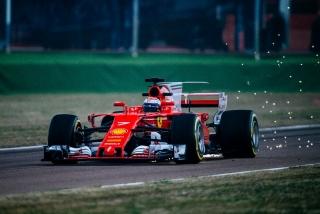Foto 2 - Fotos Kimi Räikkönen F1 2017