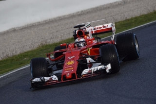 Foto 4 - Fotos Kimi Räikkönen F1 2017