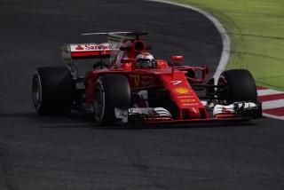 Fotos Kimi Räikkönen F1 2017 Foto 8