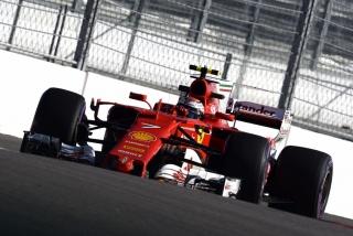 Fotos Kimi Räikkönen F1 2017 Foto 23