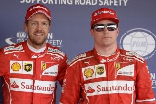 Fotos Kimi Räikkönen F1 2017 Foto 24