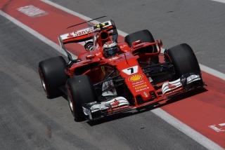 Fotos Kimi Räikkönen F1 2017 Foto 38