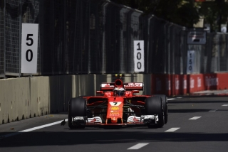 Fotos Kimi Räikkönen F1 2017 Foto 41