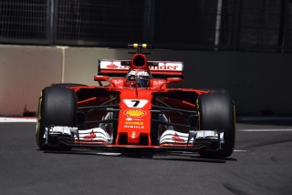 Fotos Kimi Räikkönen F1 2017 Foto 42