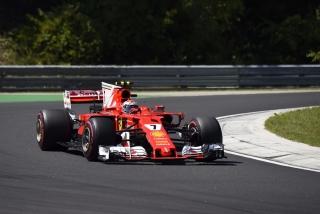 Fotos Kimi Räikkönen F1 2017 Foto 52
