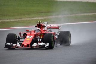 Fotos Kimi Räikkönen F1 2017 Foto 67