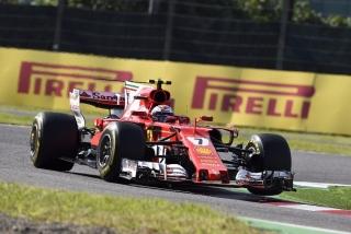 Fotos Kimi Räikkönen F1 2017 Foto 78
