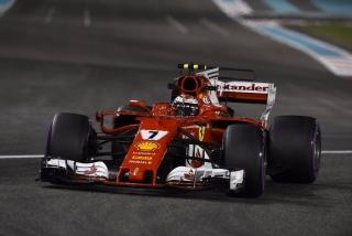 Fotos Kimi Räikkönen F1 2017 Foto 94