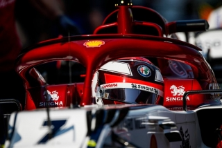 Fotos Kimi Räikkönen F1 2019 Foto 6