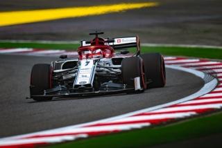 Fotos Kimi Räikkönen F1 2019 Foto 13