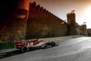 Fotos Kimi Räikkönen F1 2019 Foto 23