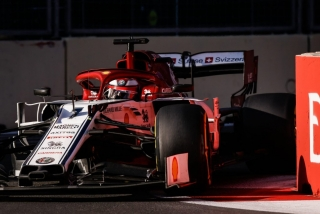 Fotos Kimi Räikkönen F1 2019 Foto 24