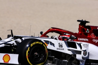 Fotos Kimi Räikkönen F1 2019 Foto 27