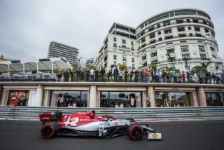 Fotos Kimi Räikkönen F1 2019 Foto 29