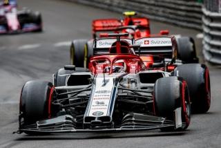 Fotos Kimi Räikkönen F1 2019 Foto 30