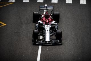 Fotos Kimi Räikkönen F1 2019 Foto 31