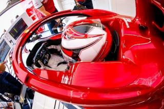 Fotos Kimi Räikkönen F1 2019 Foto 34