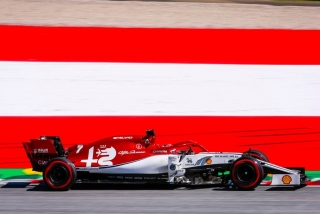 Fotos Kimi Räikkönen F1 2019 Foto 35