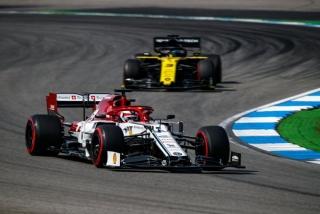 Fotos Kimi Räikkönen F1 2019 Foto 41