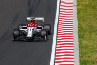 Fotos Kimi Räikkönen F1 2019 Foto 44