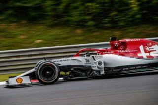 Fotos Kimi Räikkönen F1 2019 Foto 45