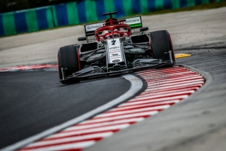 Fotos Kimi Räikkönen F1 2019 Foto 46