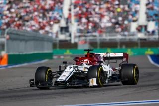 Fotos Kimi Räikkönen F1 2019 Foto 47
