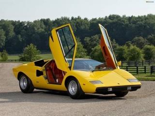 Foto 1 - Fotos Lamborghini Countach LP400