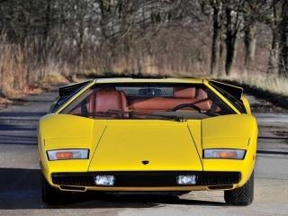 Fotos Lamborghini Countach LP400  Foto 9