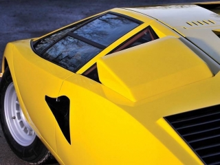 Fotos Lamborghini Countach LP400  Foto 10