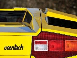 Fotos Lamborghini Countach LP400  Foto 12