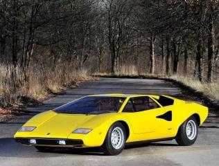 Fotos Lamborghini Countach LP400  Foto 15
