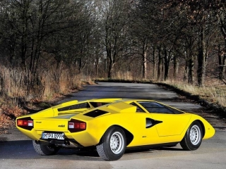 Fotos Lamborghini Countach LP400  Foto 16