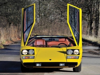 Fotos Lamborghini Countach LP400  Foto 22