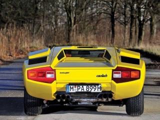 Fotos Lamborghini Countach LP400  Foto 23