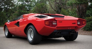 Fotos Lamborghini Countach LP400  Foto 24