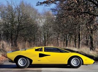 Fotos Lamborghini Countach LP400  Foto 37