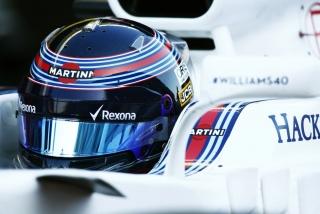 Foto 1 - Fotos Lance Stroll F1 2017